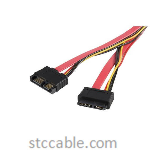 20in Slimline SATA Extension Cable