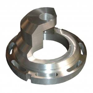 China Supplier Aluminium Gravity Die Casting - Alloy Steel Precision CNC Machining – RMC Foundry