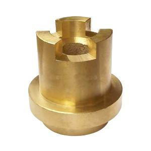 Ordinary Discount Metal Casting Foundry - Brass CNC Machining Parts – RMC Foundry