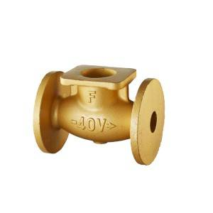 OEM Custom Brass Investment Casting Product
