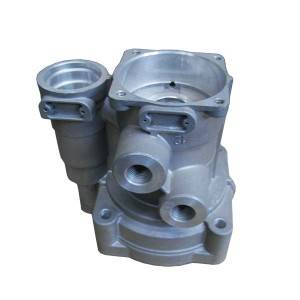 Aluminium Alloy Casting by Sand Casting Process