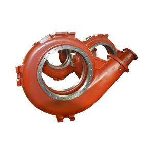 Ductile Cast Iron Casting Pump Housing
