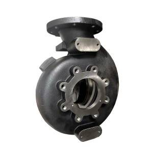 Custom Investment Casting of Ductile Cast Iron