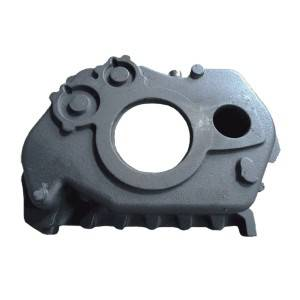 OEM Gray Cast Iron Casting