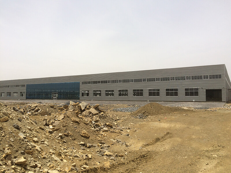 Good quality Prefabricated Tv Production Workshop -