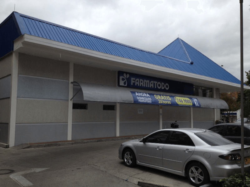 Wholesale Price China Steel Structure Supermarket -