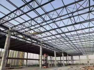 China prefabricated steel structure building