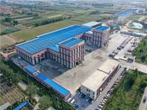 Metal frame prefabricated warehouse steel structure building