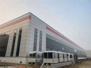 Best Selling Product Steel Structure Factory Workshop