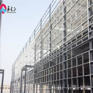 large span steel structure warehouse prefab houses