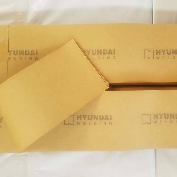 2017 New Style VCI paper for ferrous metal to Liverpool Importers detail pictures