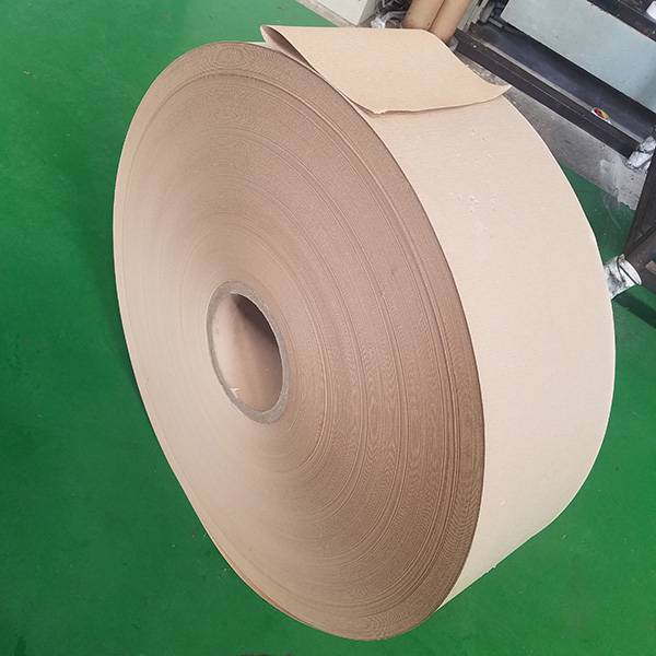 High Quality crepe paper laminated VCI film to Irish Factory