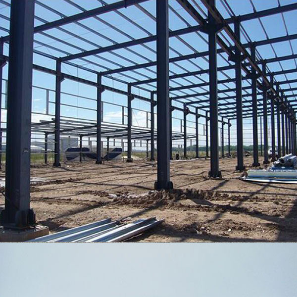 China Wholesale Price Steel Frame - LIGHT STEEL STRUCTURE WORKSHOP
