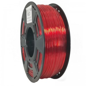 Chinese Professional Das Filament Petg - PETG Red – Stronghero3D