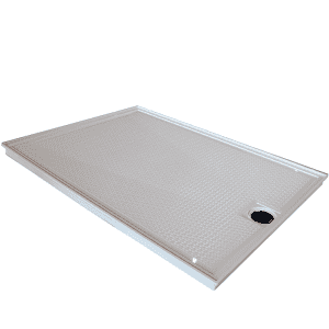 shower floor plate