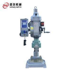 GT1-203 double hands automatic gear type tapping machine