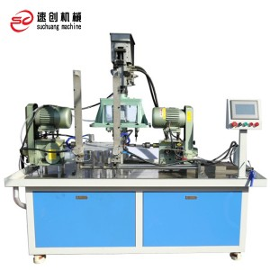 Fully Automatic Drilling And Tapping Machine