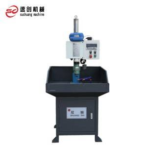 SS-CN18 Table tyoe automatic Dual-axis digital controlled drilling machine