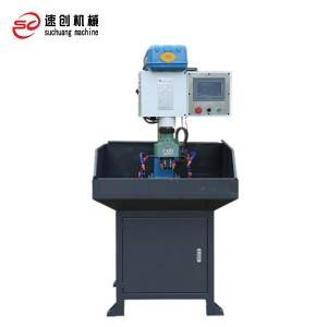 SS-CN23 Table tyoe automatic Dual-axis digital controlled drilling machine