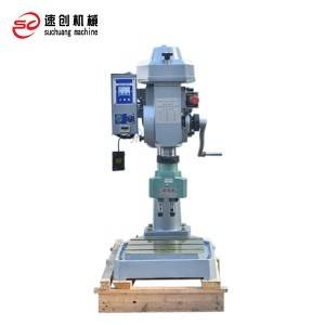 GT2-223 double hands automatic gear type tapping machine