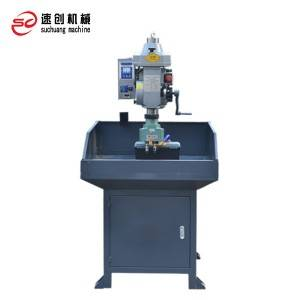 GT2-223 table type double hands automatic gear type tapping machine