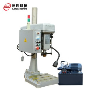 SS-20 Hydraulic Drilling Machine