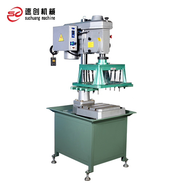 Multiples Spindles Automatic Tapping And Drilling Machine Featured Image