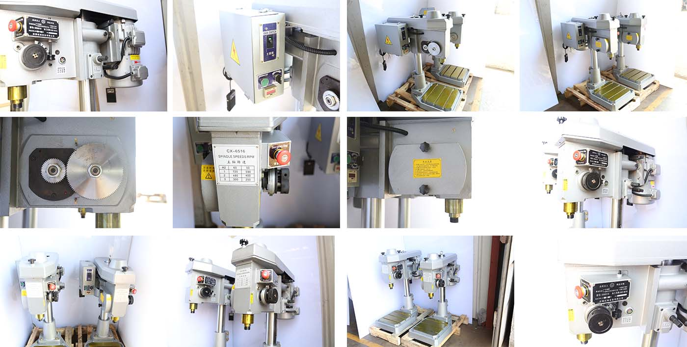 SS-6516 Gear Type Tapping Machine p