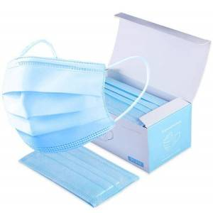 High Quality Surgical Mask - 3-Ply Disposable  Surgical respirator – Sungood