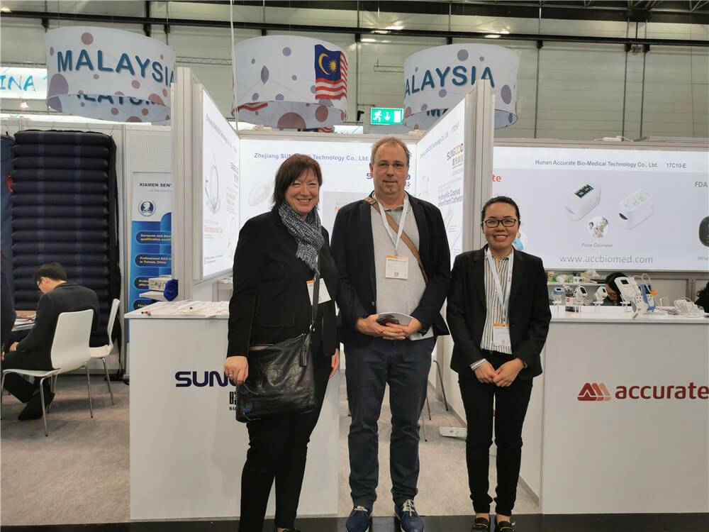Sungood attend 2019 MEDICA in Dusseldorf