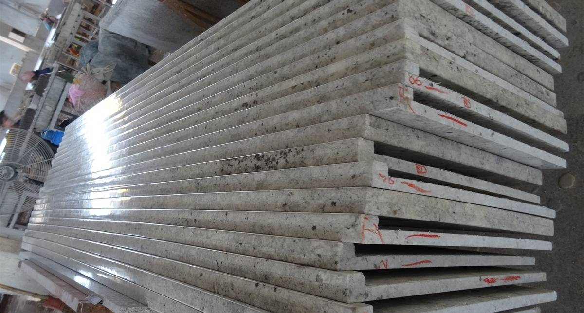 8 Year Exporter Granite Slabs Custom Order -