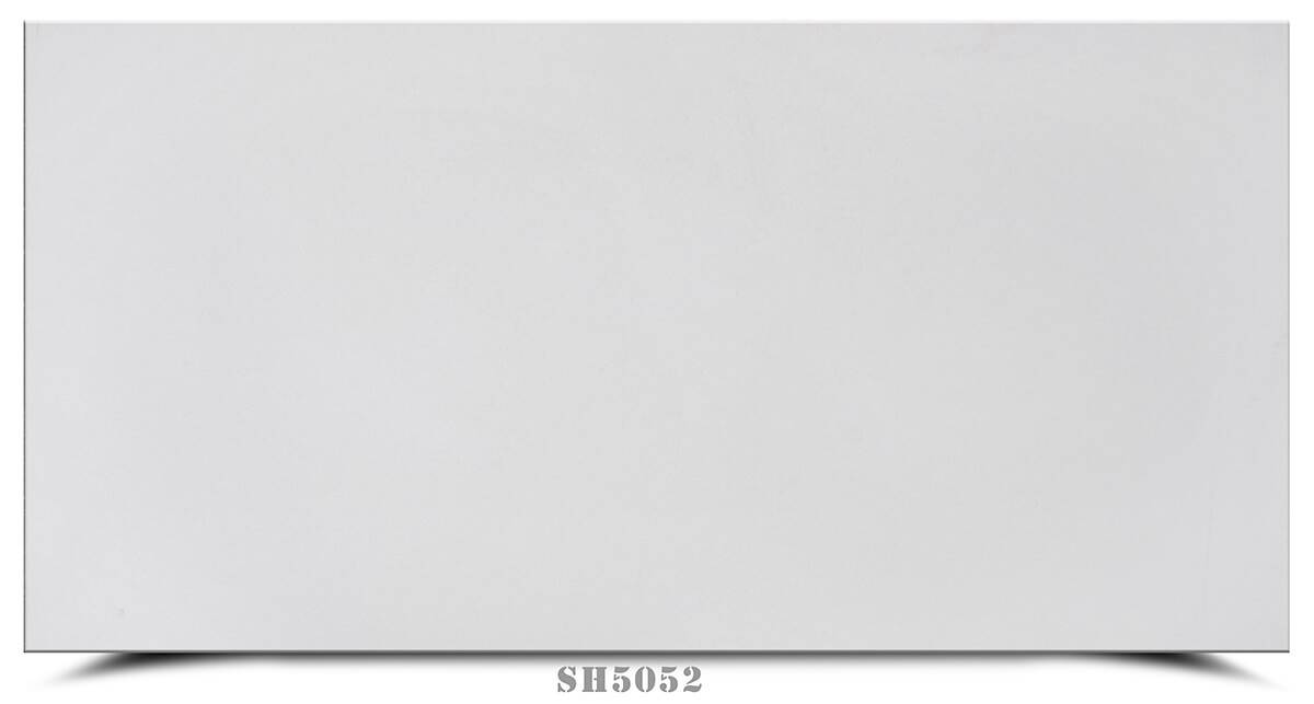 Discount Price Pure White Quartz Slab -
