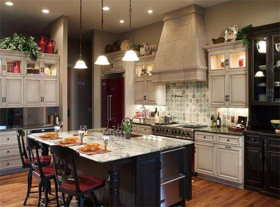 What are the benefits of granite countertops?