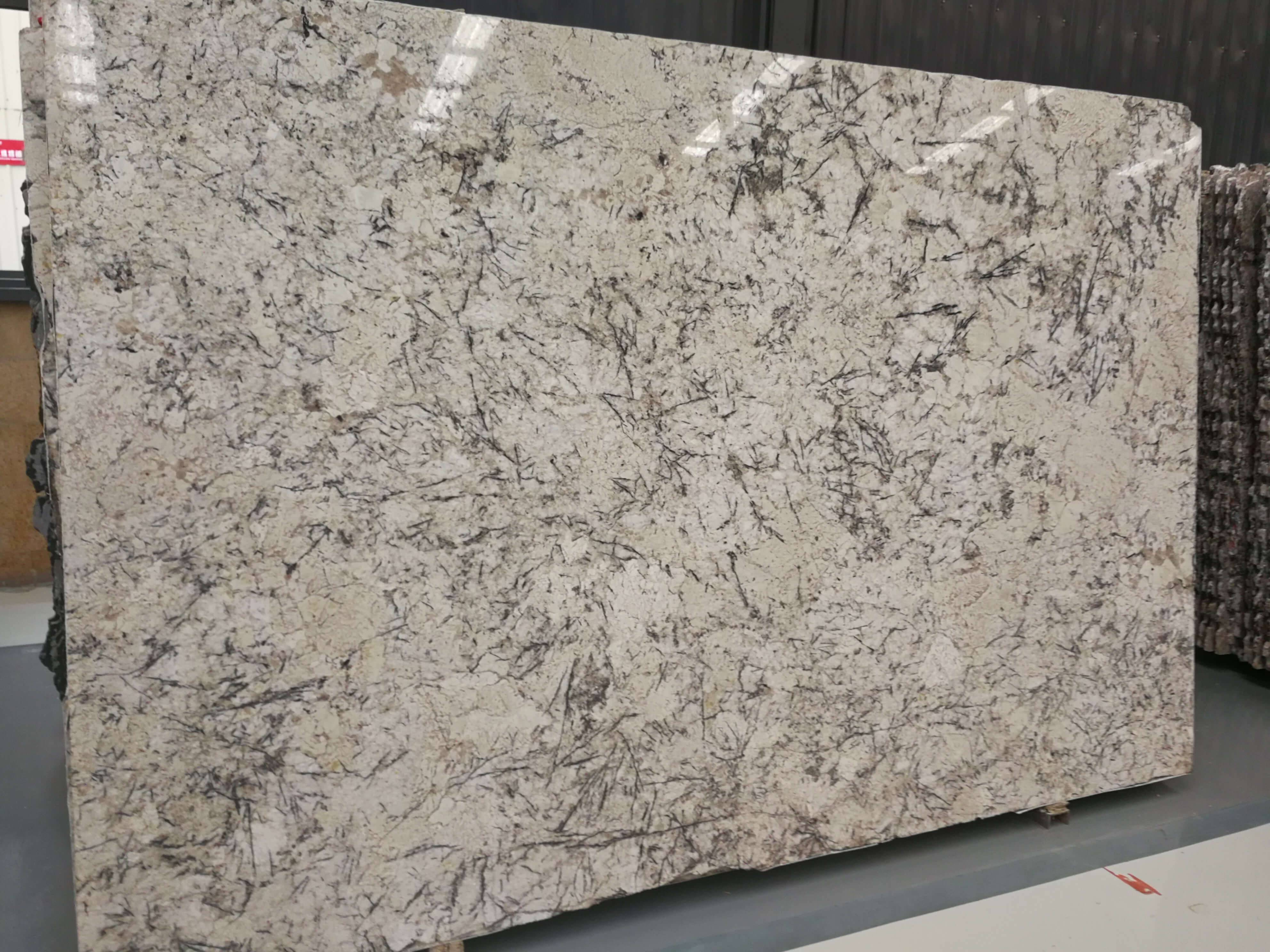 China Popular Design For Leathered Granite Countertops Ice Blue Granite Slabs Xinxing Factory And Manufacturers Xinxing