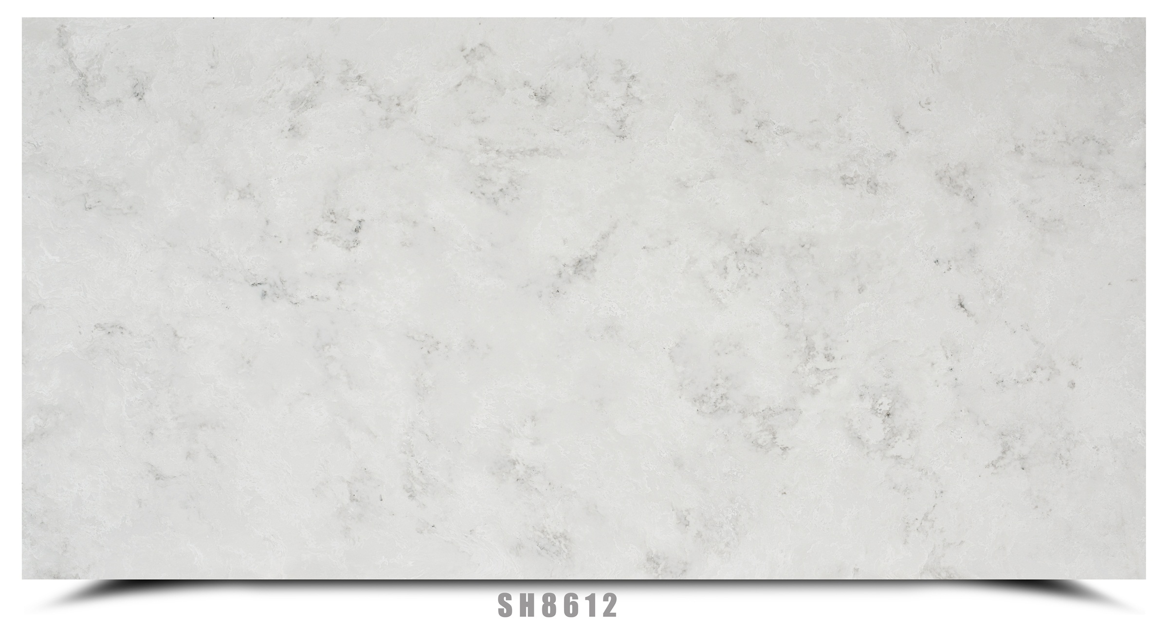 Engineering White Artificial Quartz Worktops Slab Featured Image
