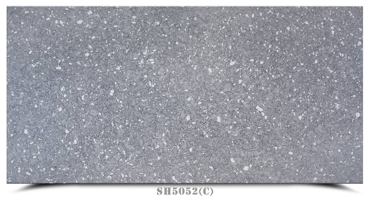 2019 China New Design 30mm Calacatta Quartz Stone Slabs -
