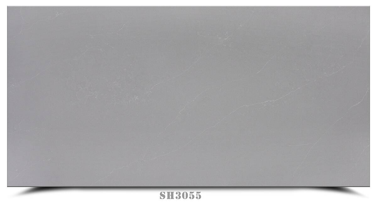 Quality Inspection for Carrara Quartz Slab -