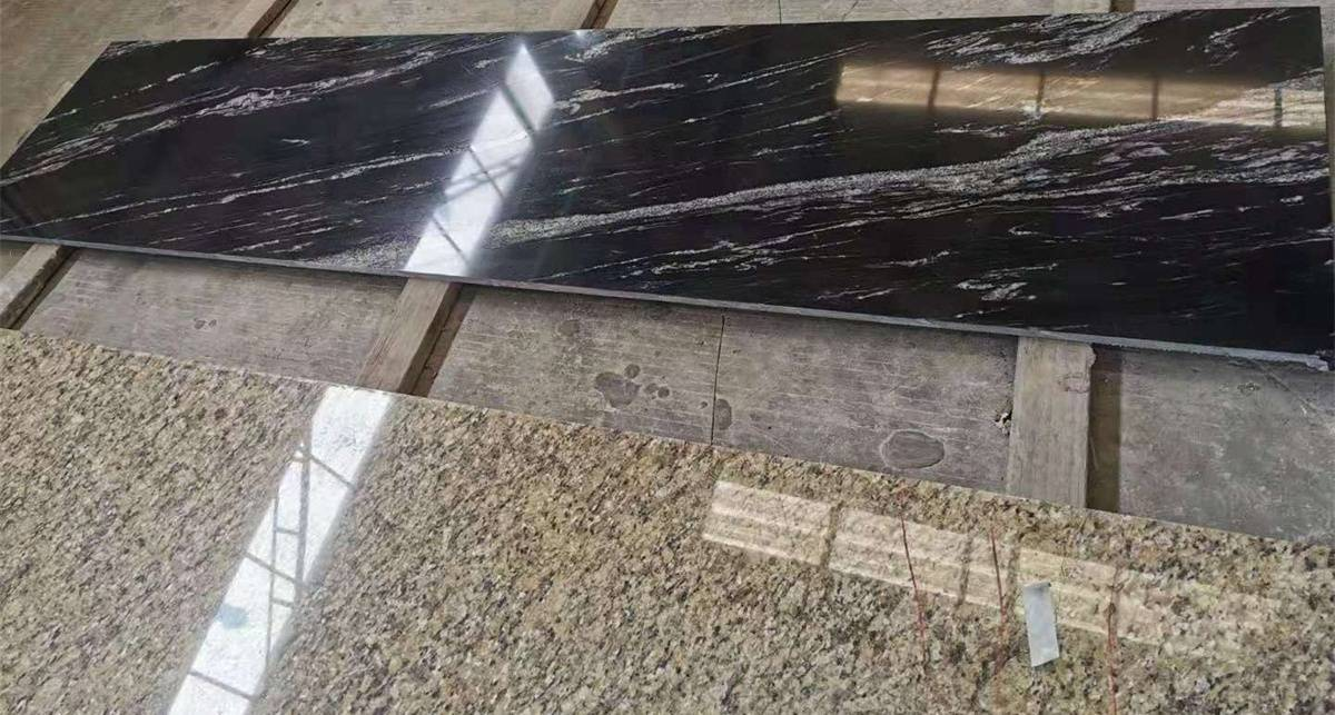 Factory wholesale Vienna Granite Slabs -