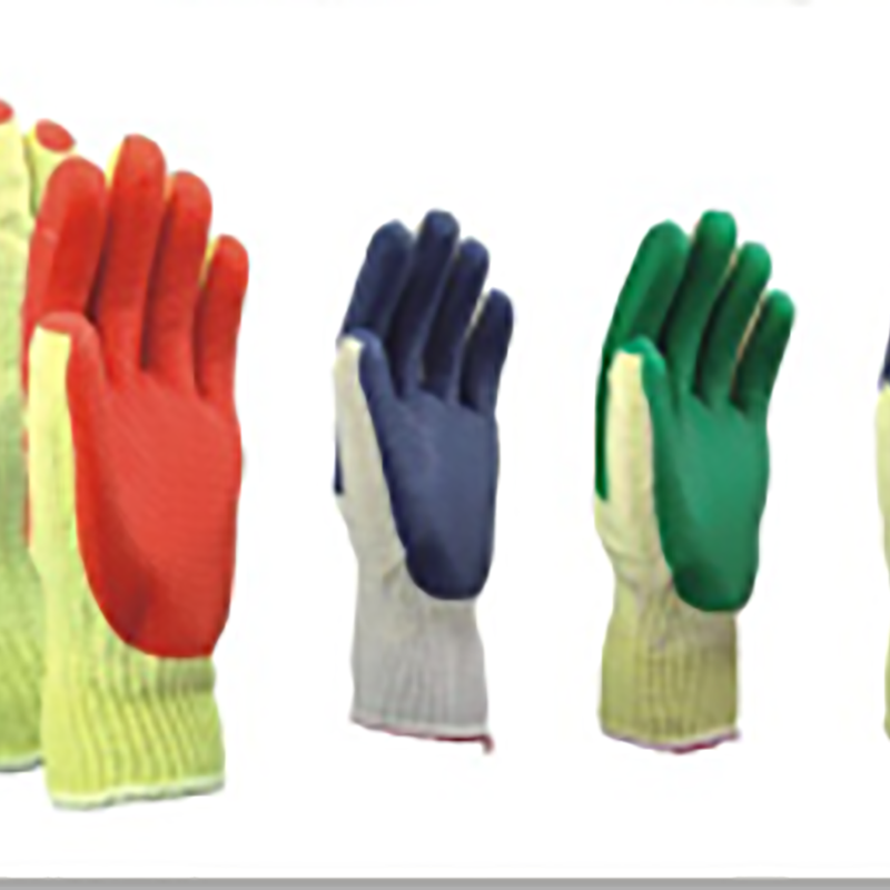 2019 High quality White Latex Gloves -