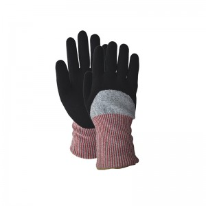 Hot sale Anti Cut Level 5 Cut Resistant Gloves -