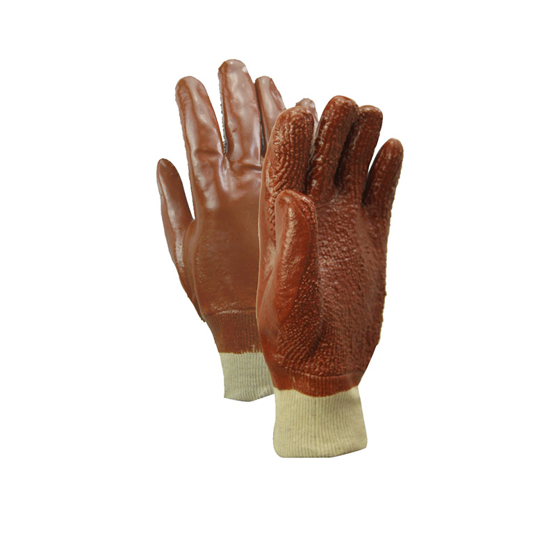Reasonable price Red Pvc Hand Gloves -