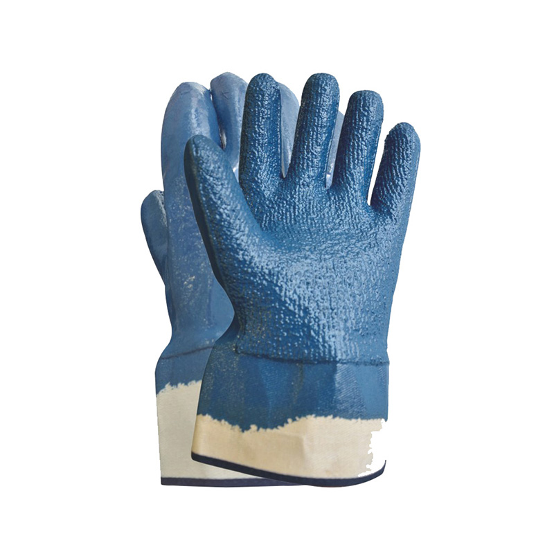 Good quality Safety Nitrile Gloves -