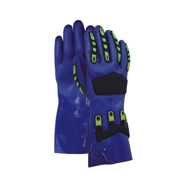 2019 High quality Anti Impact Mechanics Gloves – MCPV415 – Sunnyhope