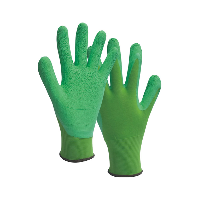 High definition Gardening Gloves green -