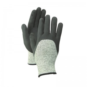 Factory wholesale Cut Impact Resistant Safety Work Gloves -