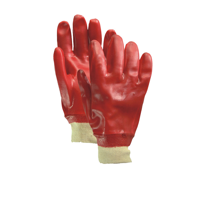 Professional China Pvc Coated Hand Gloves -