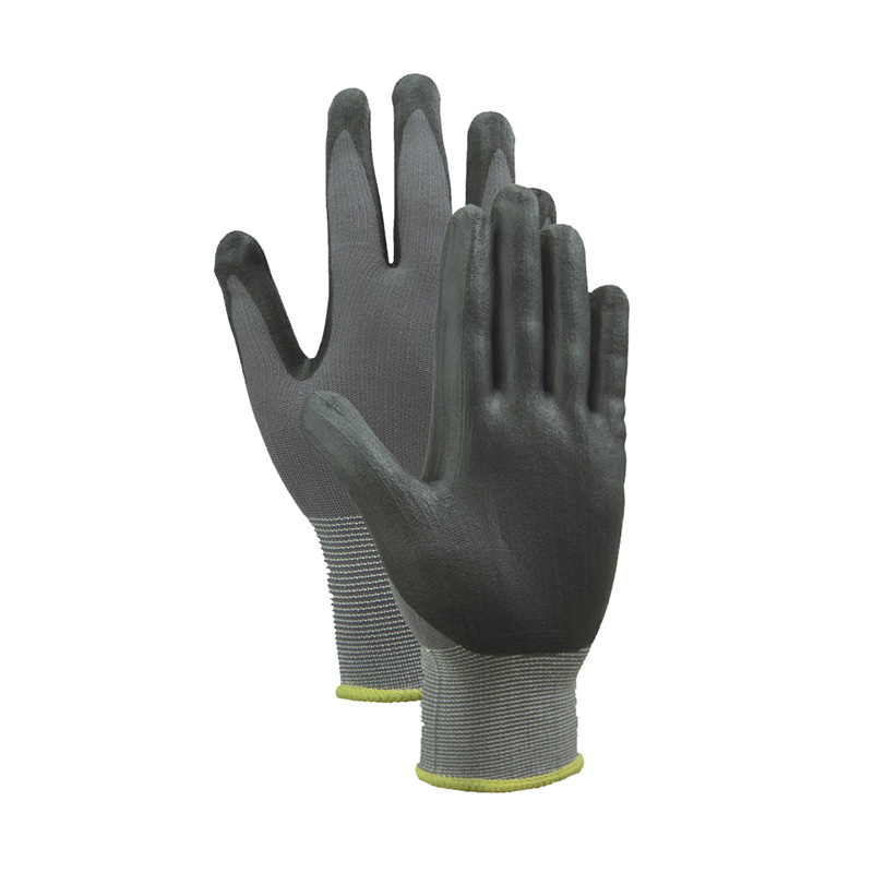2019 Good Quality YELLOW Nitrile Gloves -