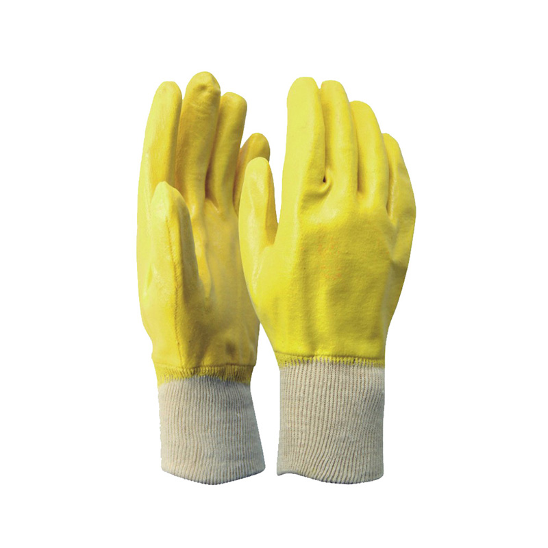 Factory Supply Nitrile Winter Gloves -