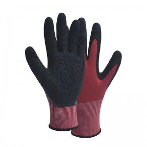 Bottom price Red Latex Gloves Amazon – LA508B – Sunnyhope