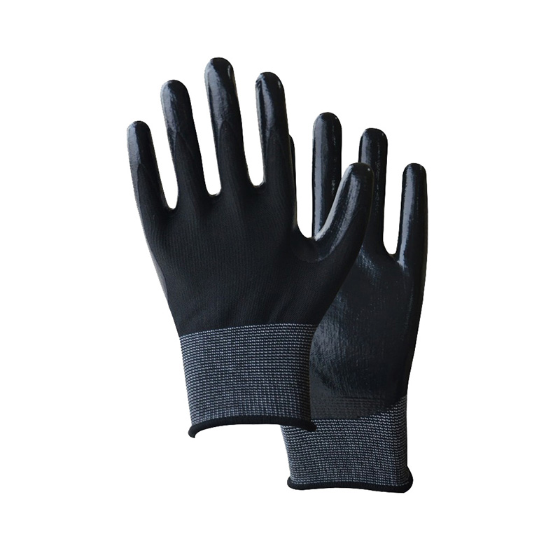 Wholesale Price Nitrile Coated Garden Gloves -